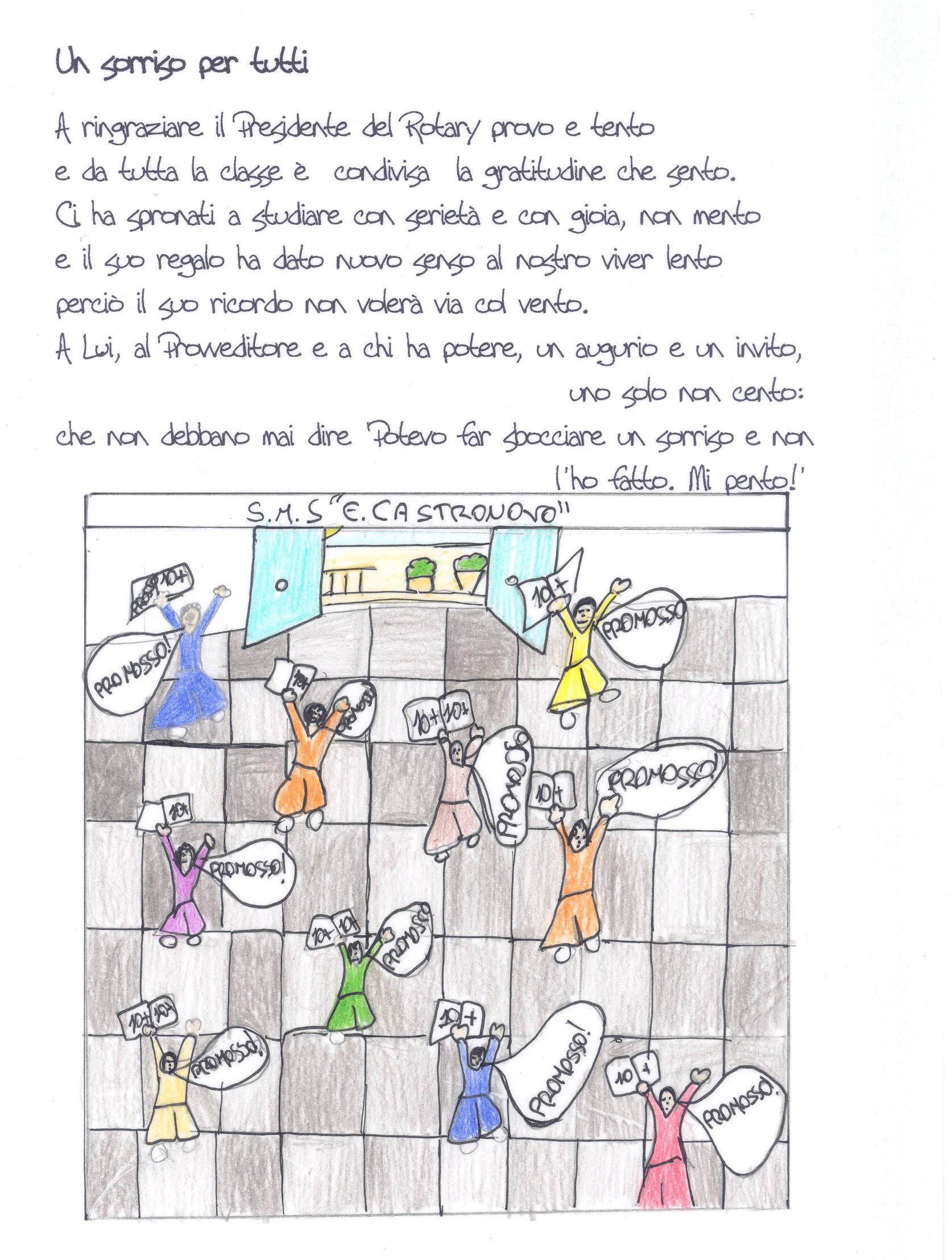 Rime Con Letto.Le Nostre Rime Con L Inventaparole Classe Ie Vi I C E